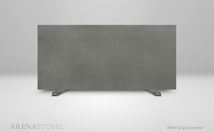 Arenastone Grigio Concreto - full size slab