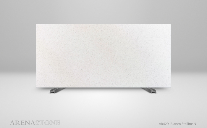 Arenastone Bianco Stelline N - full size slab