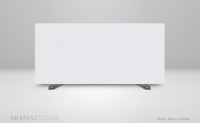 Arenastone Bianco Stelline - full size slab