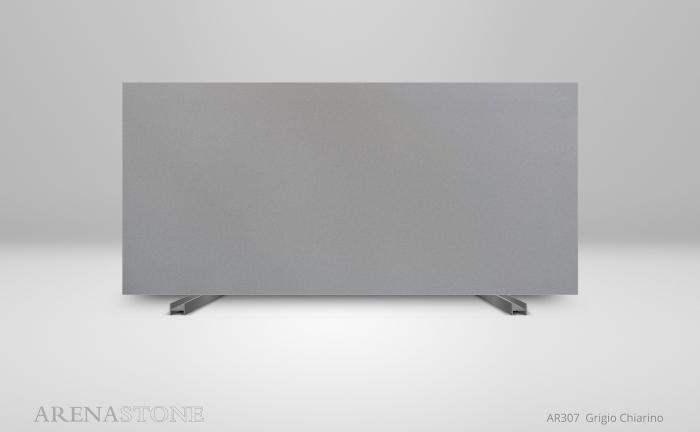 Arensatone Grigio Chiarino - full size slab