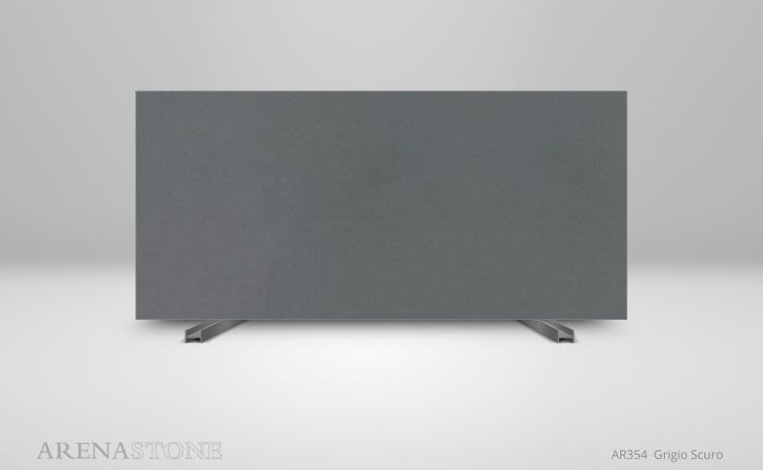 Arenastone Grigio Scuro - full size slab