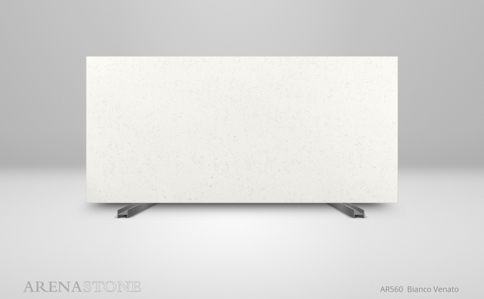 Arenastone Bianco Venato - full size slab