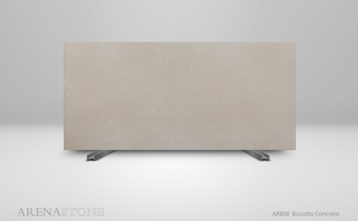 Arenastone Biscotto Concreto - full size slab