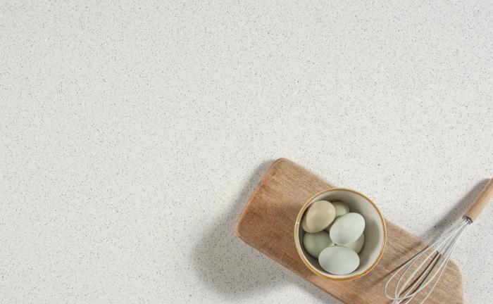 Arenastone Bianco Stelline N - eggs and whisk