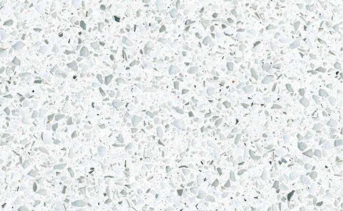 Arenastone Bianco Stelline - close up texture